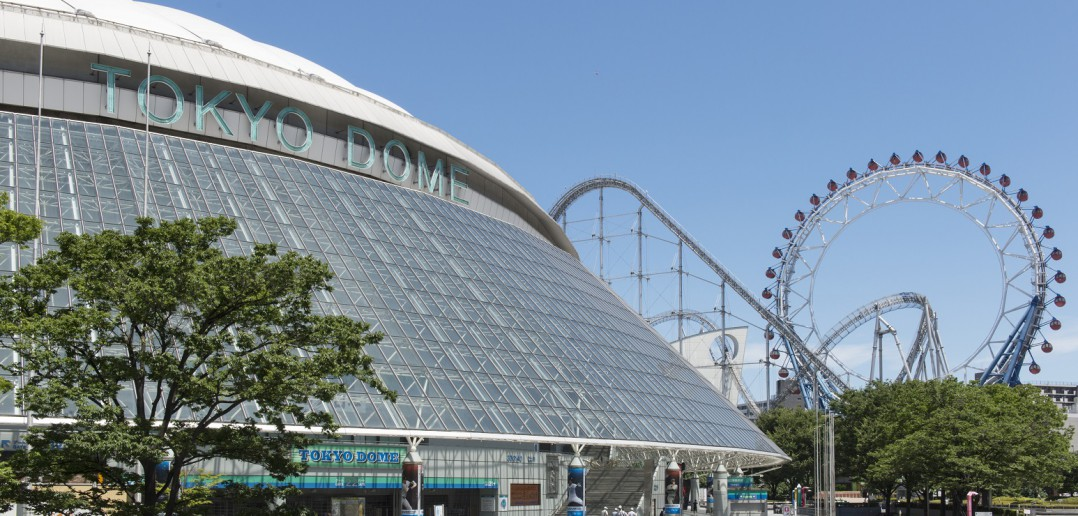 Tokyo Dome 東京ドームシティ  (article by amuzen)