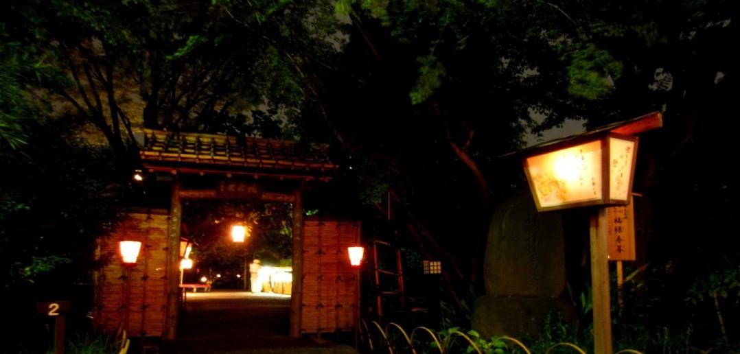 月見の会 向島百花園 Mukojima Hyakkaen (article by amuzen)