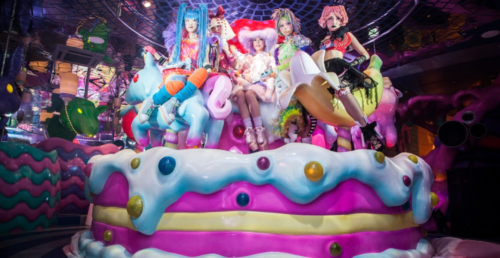 kawaii monster cafe カワイイモンスターカフェ (article by amuzen)