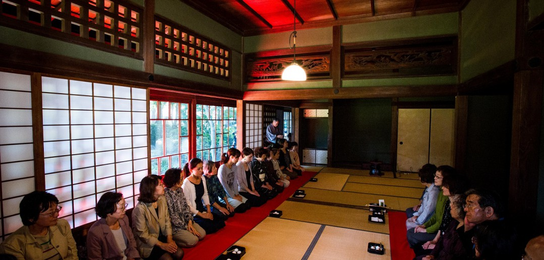 東京大茶会 Tokyo Grand Tea ceremony (article by amuzen)