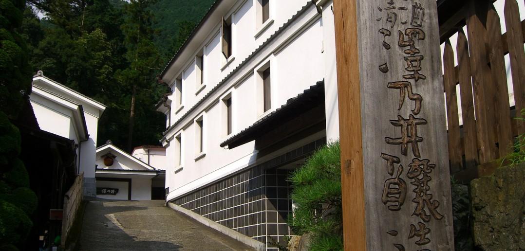 澤乃井酒蔵見学 (article by amuzen)
