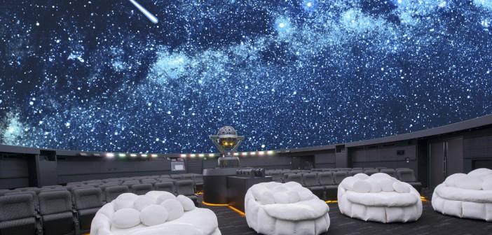 "Konica Minolta Planetarium ""Manten"" (article by amuzen)"