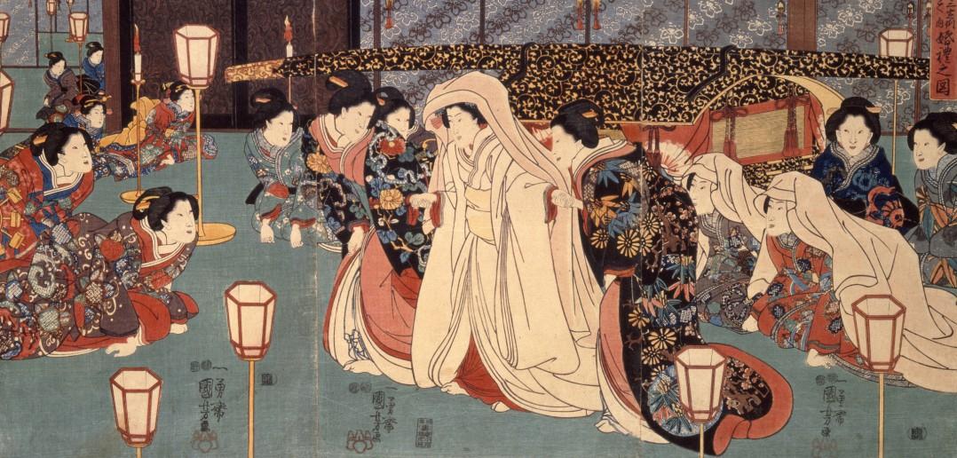 """Pola Museum Annex """"iwai no yosohoi"""" (article by amuzen)"""