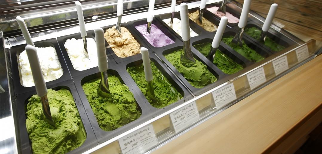 matcha gelato - suzukien x nanaya (article by amuzen)