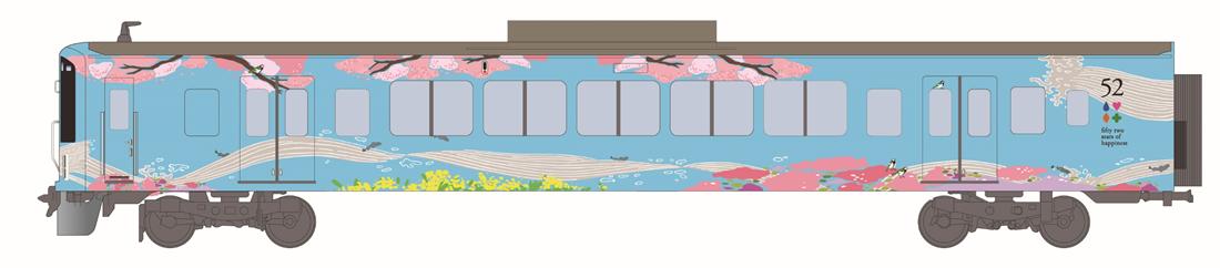 "Seibu gourmet train ""travelling restaurant"" (article by amuzen)"