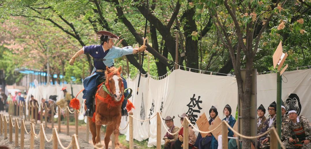 Asakusa Yabusame 2016 slider jp (article by amuzen)