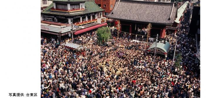 三社祭 江戸三大祭の一つで下町の粋を感じる (amuzen article)
