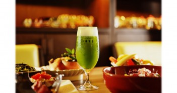 抹茶ビアガーデン お茶料理とともにいただく「日本茶×ビール」in 御茶ノ水 (amuzen article)
