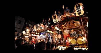 「八王子まつり 2016」 伝統の山車とギネス挑戦 (amuzen article)