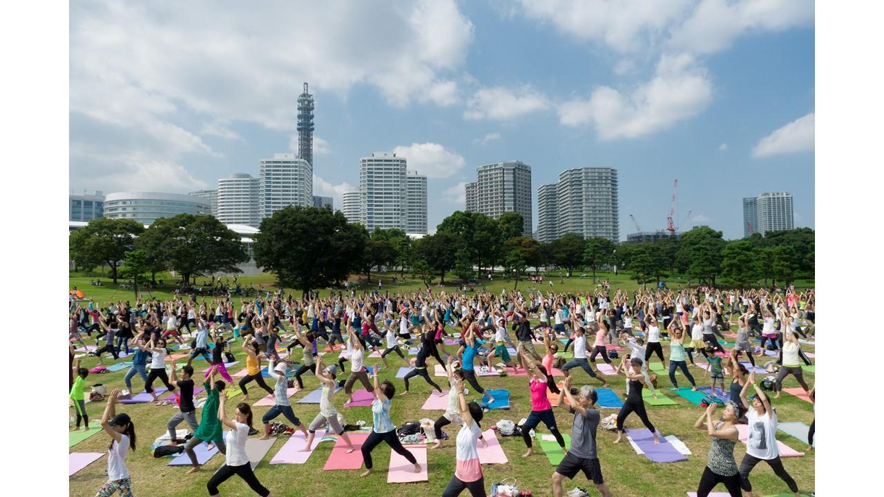 yoga festa slider