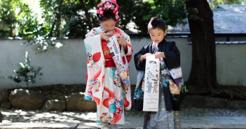 「パパブブレの千歳飴」 七五三をさらに楽しく(amuzen article)