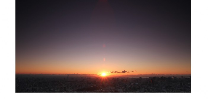SKY CIRCUS サンシャイン60展望台 初日の出 特別営業 (amuzen article)