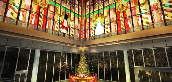 丸の内 クリスマス2016 くるみ割り人形の不思議な世界 (amuzen article)