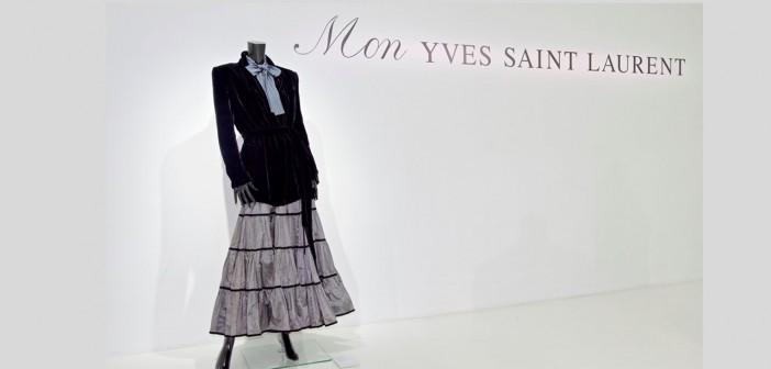 Mon YVES SAINT LAURENT ポーラミュージアムアネックス (amuzen article)
