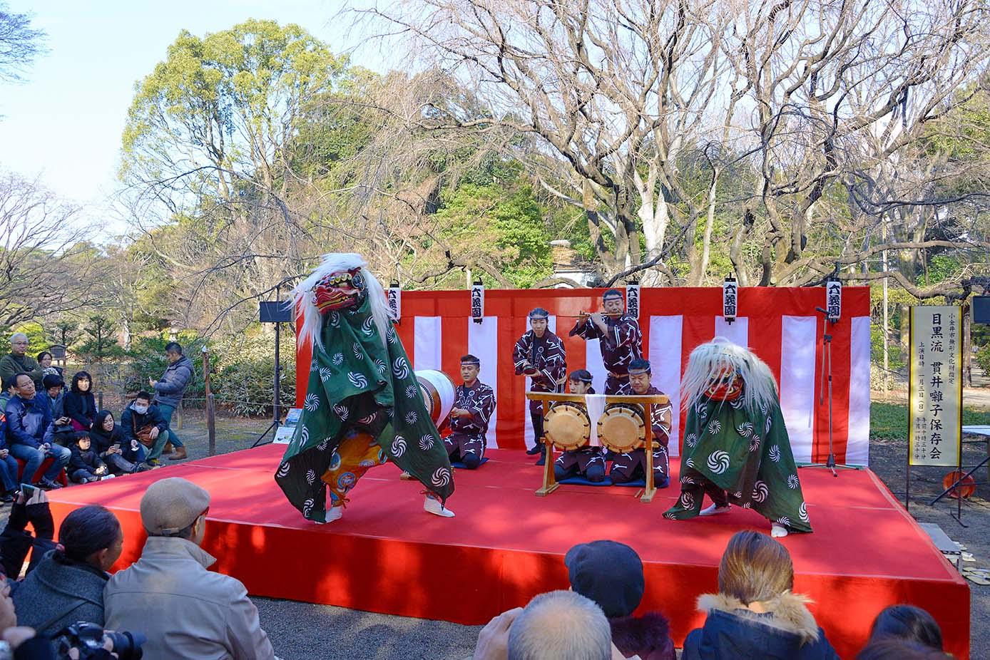 新春を六義園でお祝いしましょう 2017 (amuzen article)