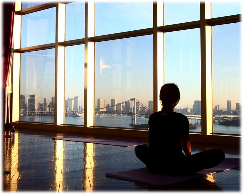 seafort morning yoga
