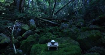 見て食べる体験型デジタルアート「食神さまの不思議なレストラン」展 (amuzen article)