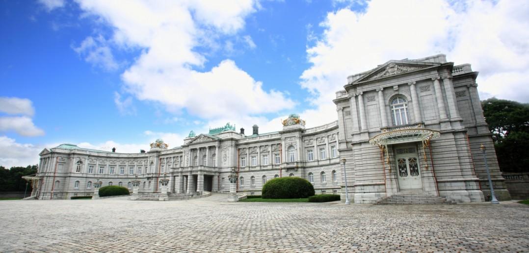 迎賓館赤坂離宮 GWガーデンカフェ (amuzen article)