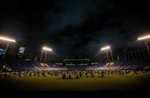 神宮スタジアム ナイト ヨガ 2017 (amuzen article)