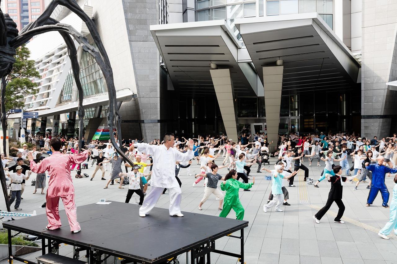 六本木ヒルズ2017 夏イベント(amuzen article)