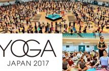 YOGA JAPAN 2017 TOKYO SUMMER SESSION