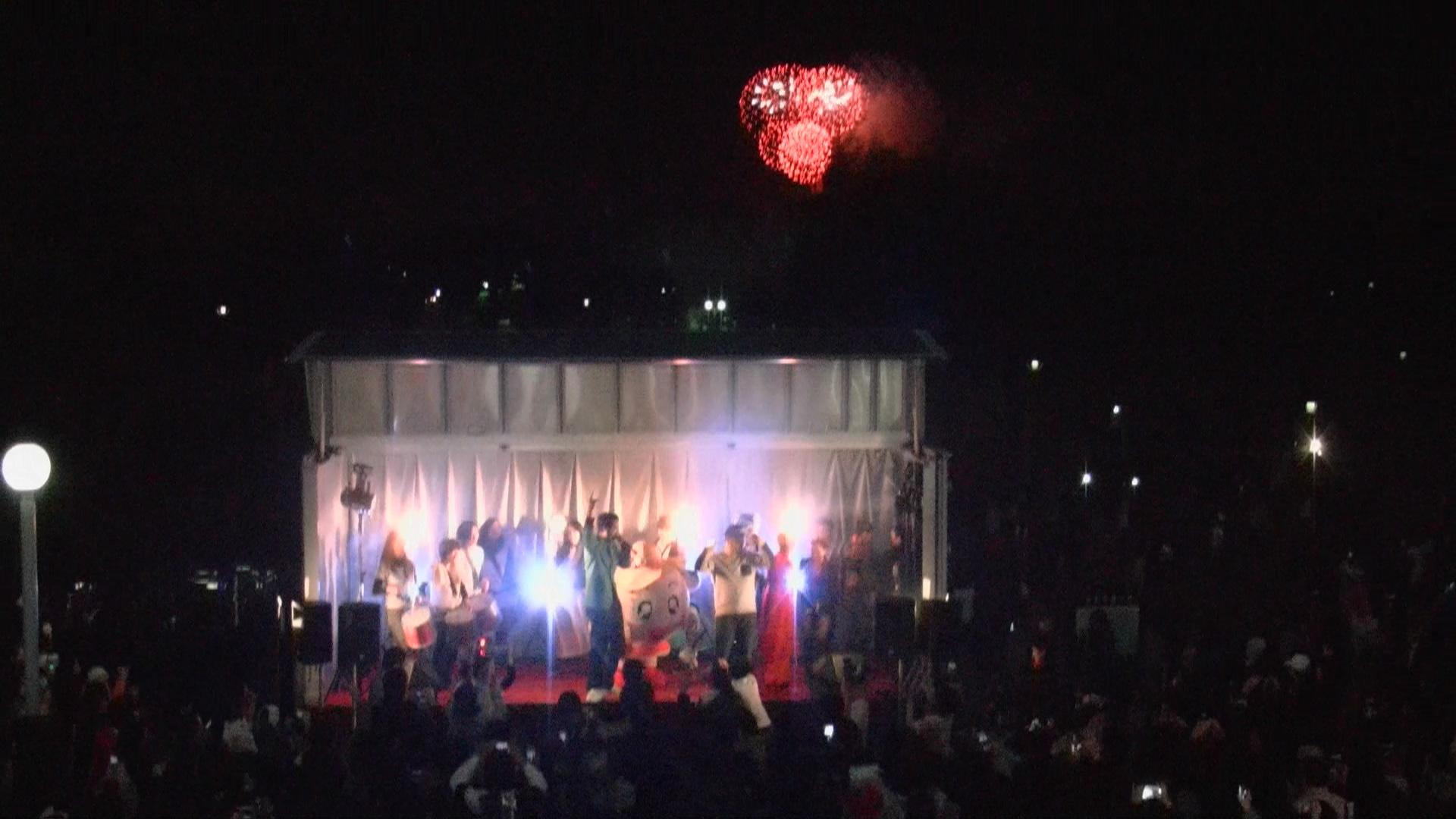 amuzen葛西臨海公園「ダイヤと花の大観覧車」カウントダウン2018