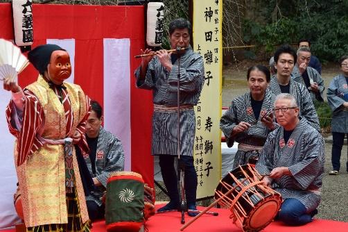 新春を六義園でお祝いしましょう 2018 (amuzen article)