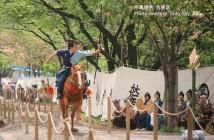 amuzen「浅草流鏑馬(やぶさめ)・草鹿(くさじし)2018」