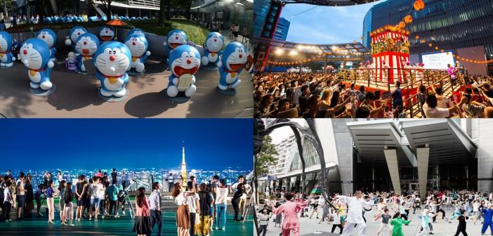 六本木ヒルズ夏イベント2018