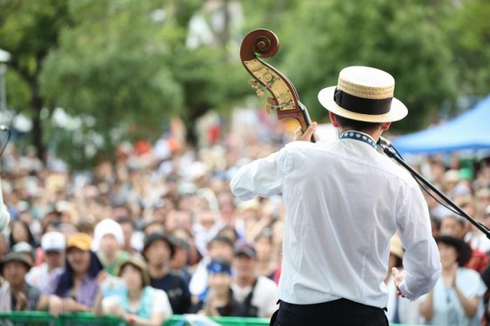すみだストリートジャズフェスティバル 2018 sumida jazz