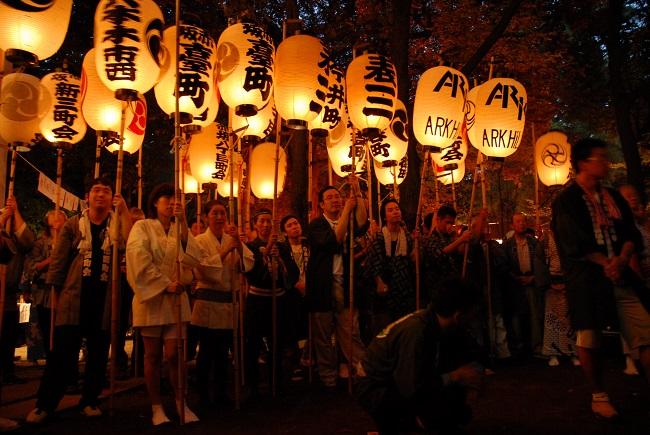 赤坂氷川祭2018