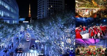 六本木ヒルズのクリスマス 2018