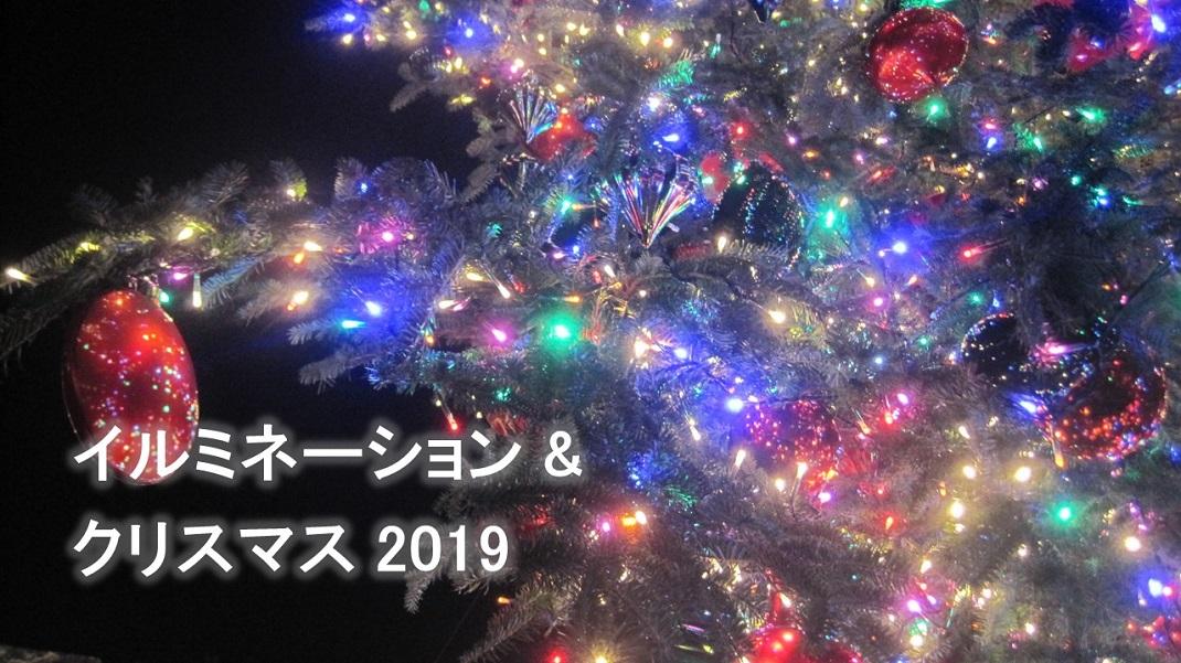 2019-2020年 東京 冬のイルミネーション おすすめスポット
