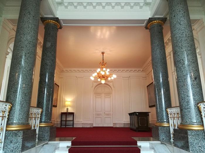 迎賓館赤坂離宮 2018年12月の特別参観