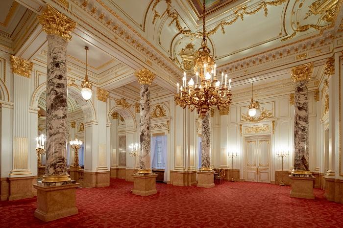 写真提供:内閣府迎賓館