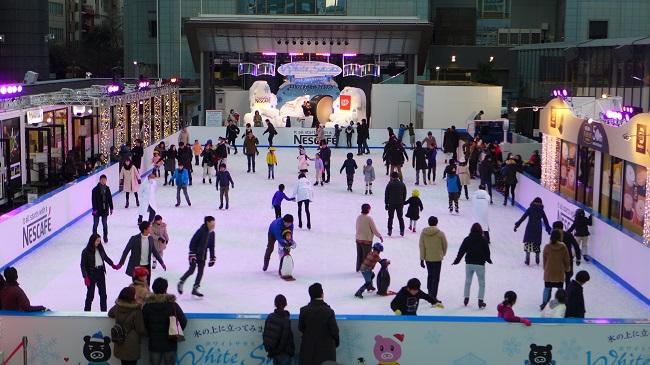 TBSホワイトサカス (赤坂サカスのスケートリンク)