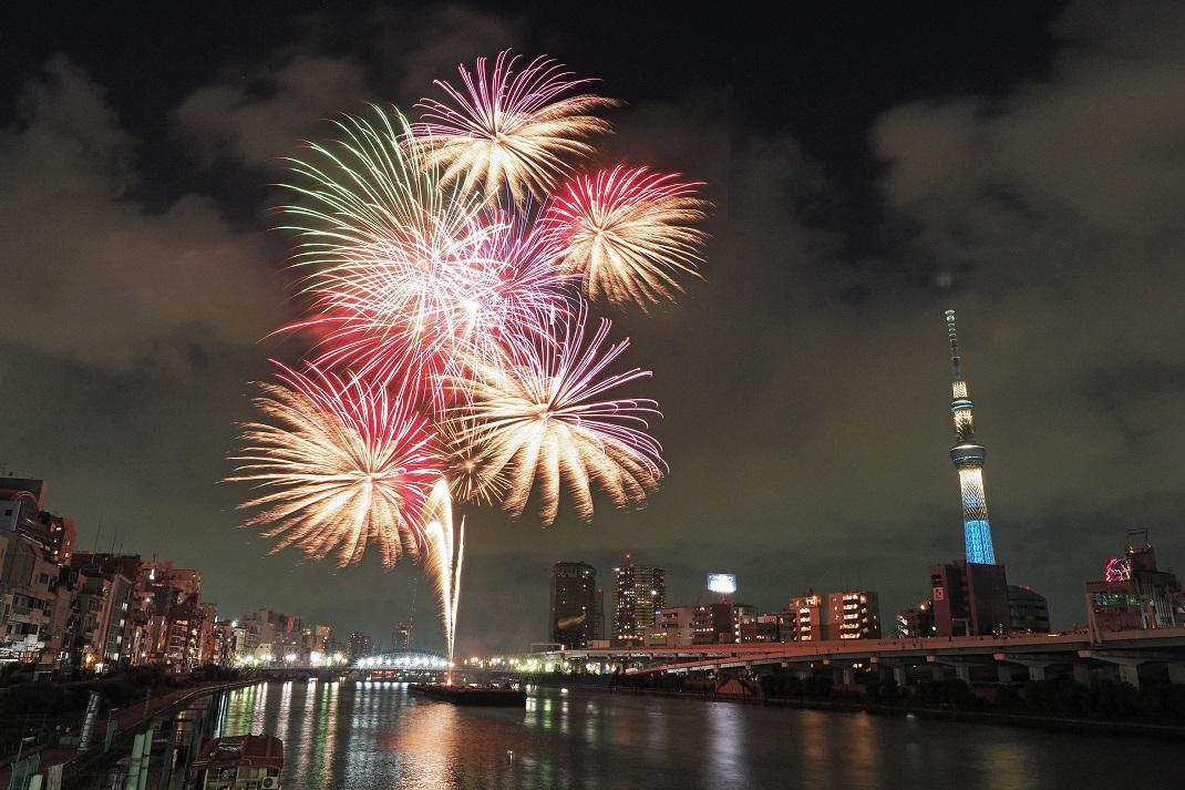 第42回 隅田川花火大会2019