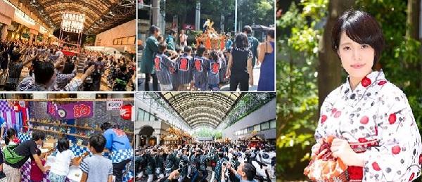 赤坂氷川祭 2019