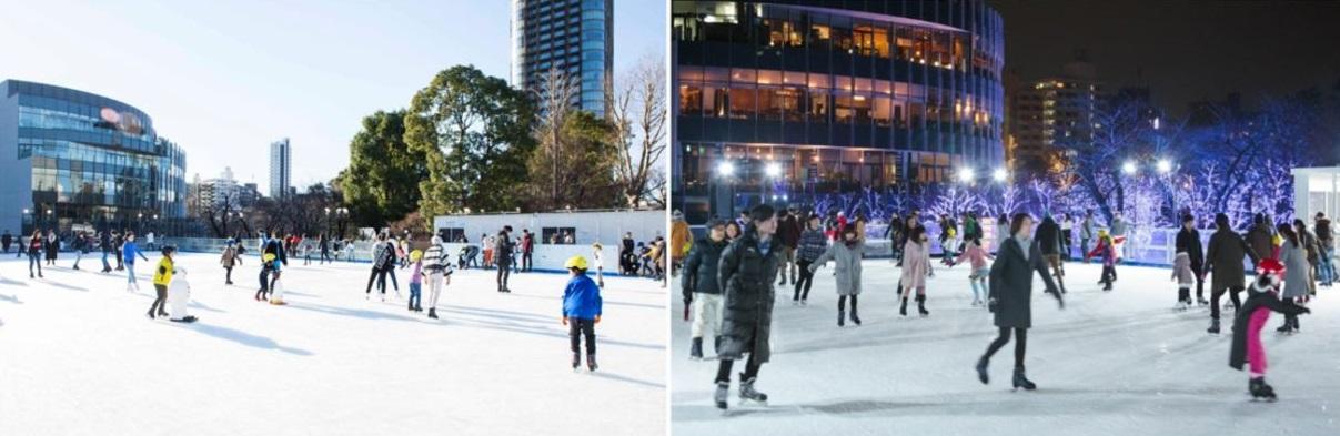 東京ミッドタウン アイススケートリンク 2020