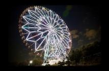 「ダイヤと花の大観覧車」カウントダウンと大晦日営業