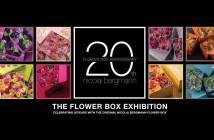 ニコライ・バーグマン フラワーボックス 20周年展覧会