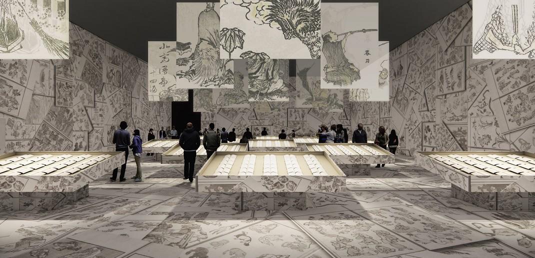 特別展「北斎づくし」東京ミッドタウン